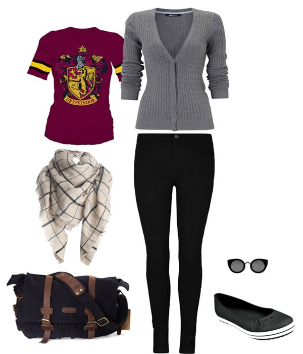 Fall Women Outfit