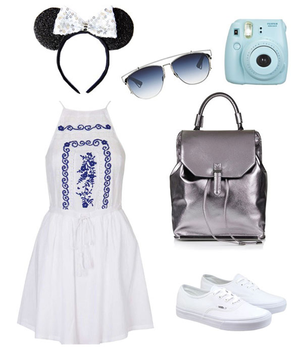 Cute amusement park outfits - Spring Women Outfit
