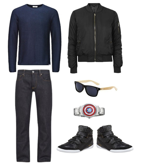 Winter Outfit - Men