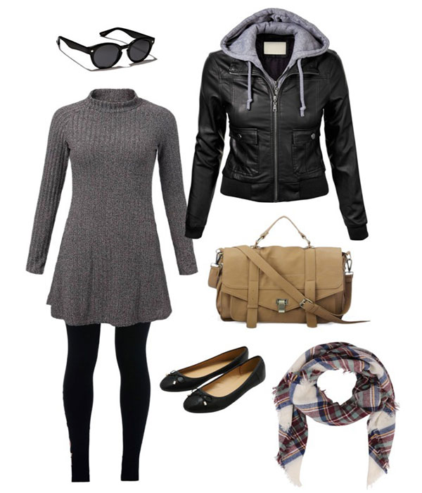 Winter Women Outfit