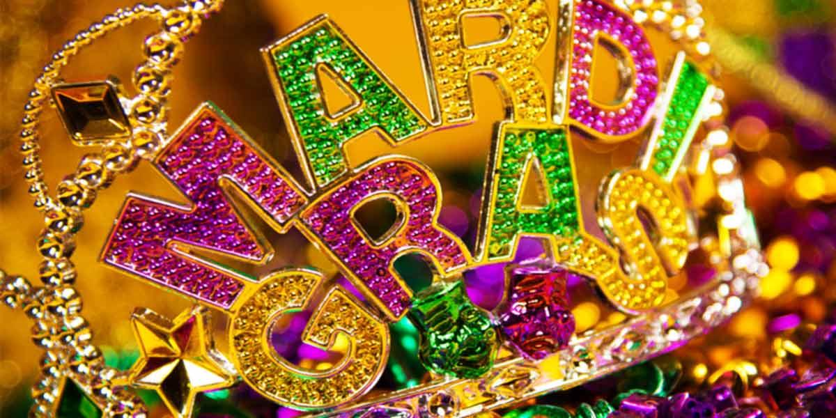 Universal Studios Orlando Mardi Gras