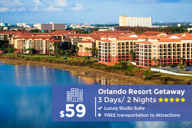 3 Day 2 Night Orlando Resort Getaway From 59 Book And Save