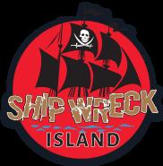 Shipwreck island in Orlando