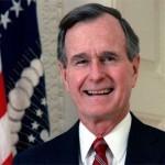 41 George Herbert Walker Bush