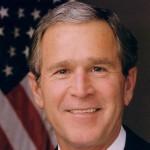 43 George Walker Bush