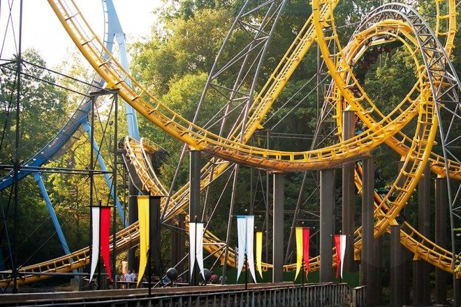 Busch Gardens Williamsburg Park Info Vacation Packages
