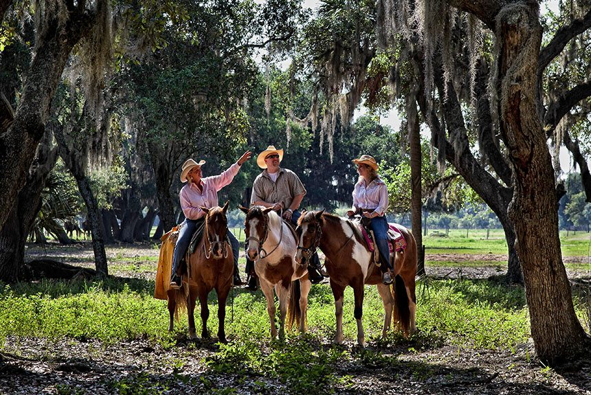 Westgate River Ranch Horse Riding