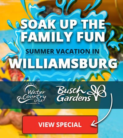 Williamsburg Summer Vacation