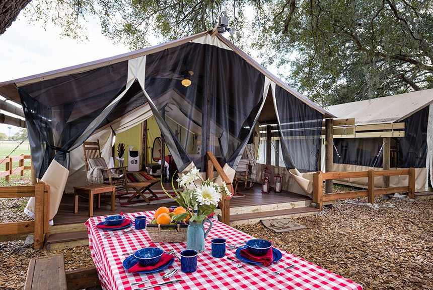 River Ranch Glamping