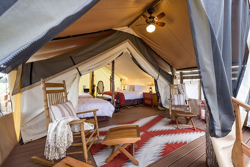 Westgate River Ranch Glamping