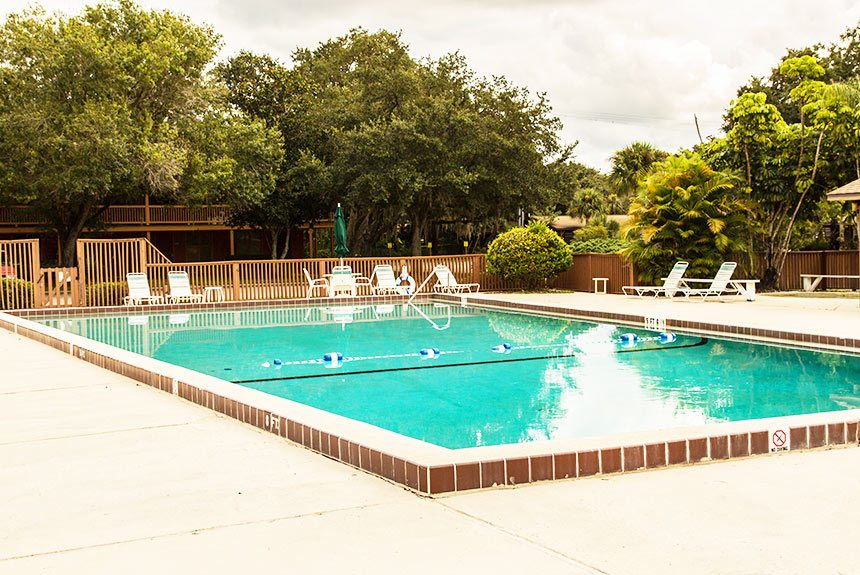 Westgate River Ranch Pool