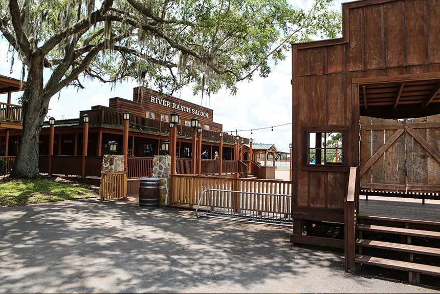 Westgate River Ranch Saloon