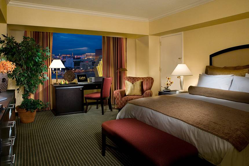 Rooms At Westgate Las Vegas Hotel Casino Accomodate Up To 4 Guests