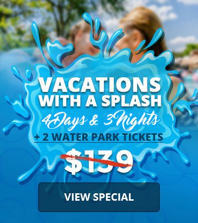 4days 3nights plus waterpark