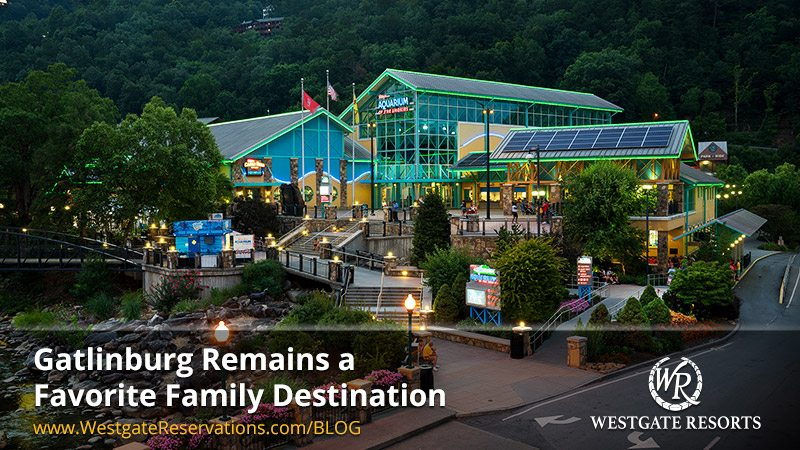gatlinburg family attractions