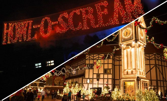 Special Holiday Events at Busch Gardens