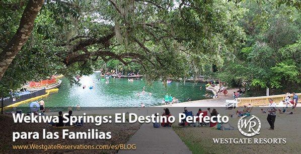 Wekiwa Springs El Destino Perfecto para las Familias