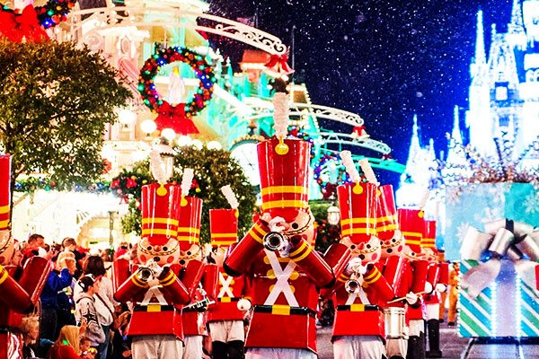christmas in orlando - Christmas In Disney