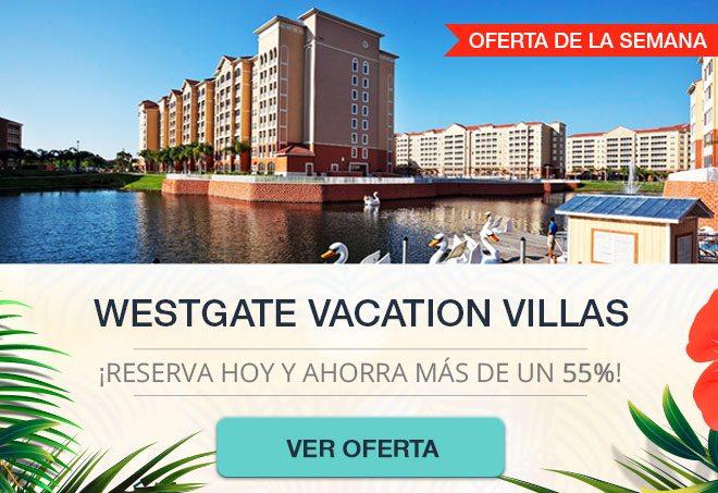 Oferta para Westgate Vacation Villas