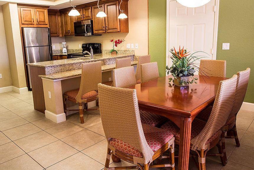 Villa Dining Room