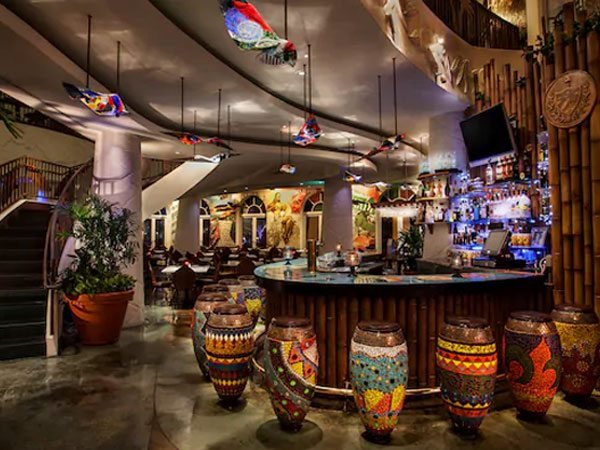 bongos cafe restaurant | Disney springs