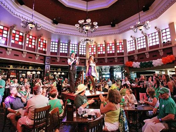 Irish Pub Disney Springs