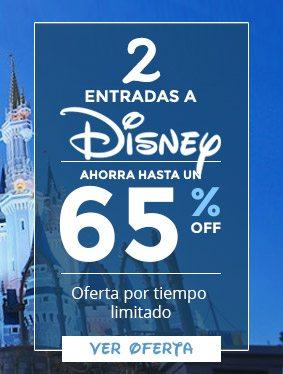 Disney 65% off