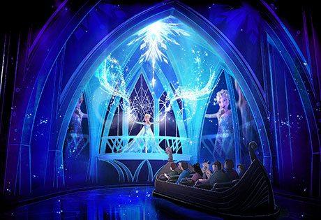 Hollywood Studios Frozen