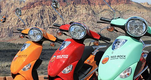 Red Rock Canyon Scooters