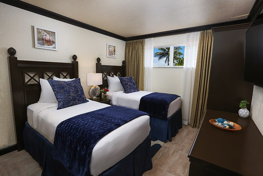 Wakulla Suites Guest Bedroom