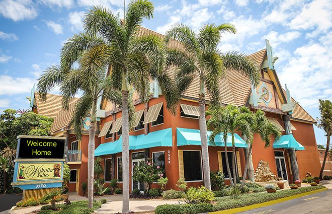 Westgate Cocoa Beach Resort Only Steps Away From The Beach