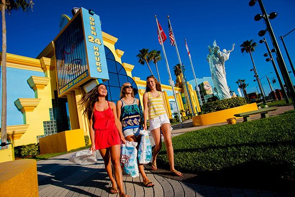 Shopping at Ron Jon Surf Shop | Cocoa Beach, Florida