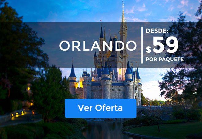 Oferta para Orlando