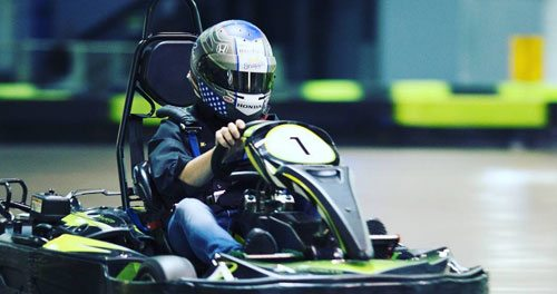 Orlando Spring Break Andretti Indoor Karting