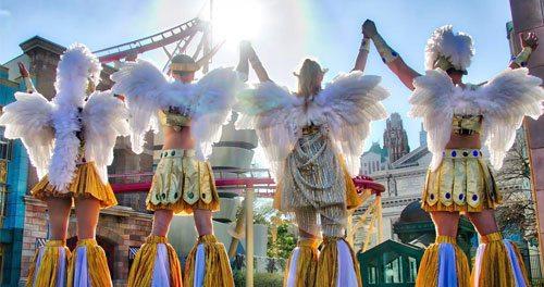 Orlando Spring Break Universal Mardi Gras