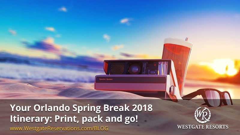 Your Orlando Spring Break 2018 Itinerary: Print, pack and go! Screen reader support enabled. Main Pages Web Based Directories 7Resort Silos Single Pages Negative Keywords Location Silo 301 for silo Blog Holiday Pages Keywords All Pages Specials Explore Your Orlando Spring Break 2018 Itinerary: Print, pack and go