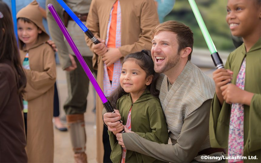 Disney Jedi Training Trials of the Temple - Disney Wait Times