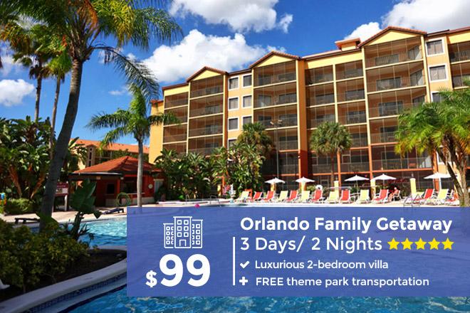 Two bedroom orlando resort getaway for just 99 book today - Westgate resort orlando 3 bedroom ...