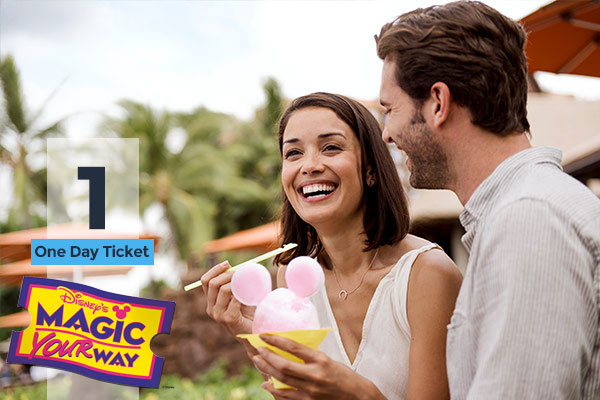 1 Day Discounted Disney Ticket | Discounted Disney Tickets | Westgate Reservations