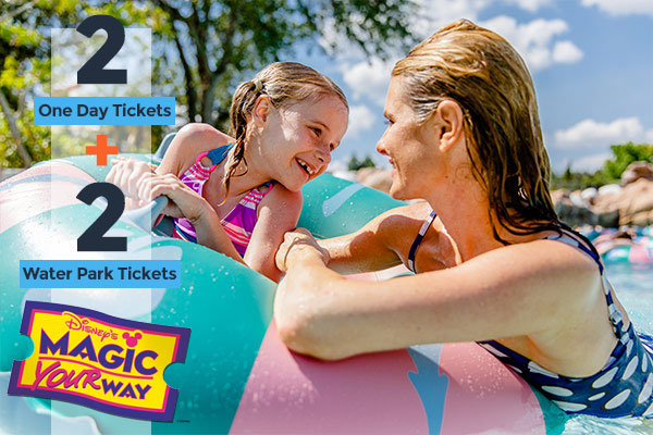 Disney Ticket Package with Water Park Tickets | WestgateReservations.com