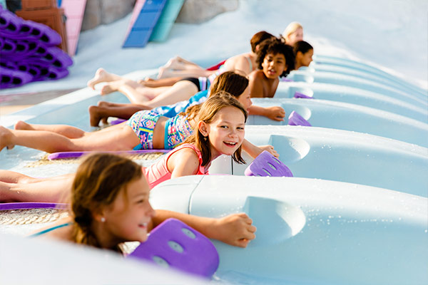 Blizzard Beach in Orlando, FL