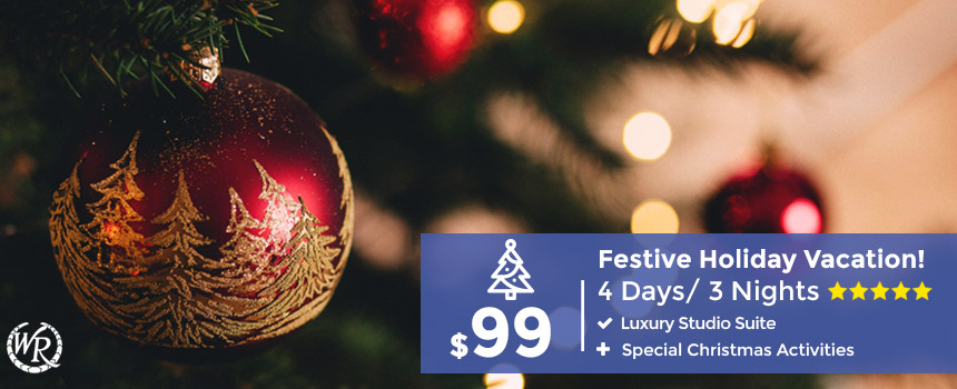 Branson Missouri Christmas 2019.4 Day 3 Night Branson Christmas Package Book Your Holiday