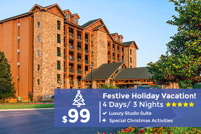 Branson Christmas Packages 2019 4 Day/ 3 Night Branson Christmas Package   Book your Holiday Stay!