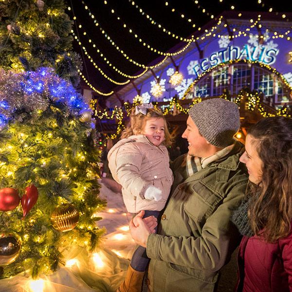Christmastown in Williamsburg