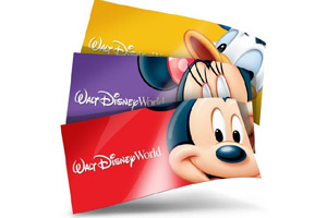 Disney Tickets Tickets