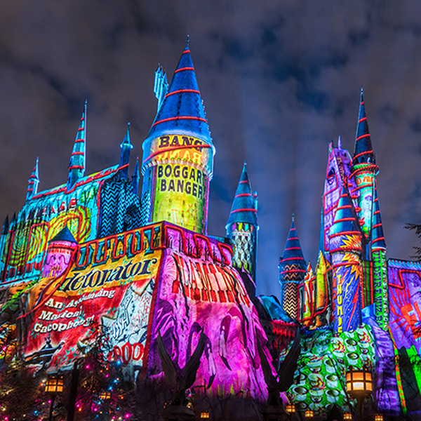 Christmas in The Wizarding World of Harry Potter   Westgate Reservations