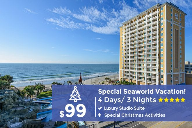 christmas vacation in myrtle beach - Cheap Christmas Vacations
