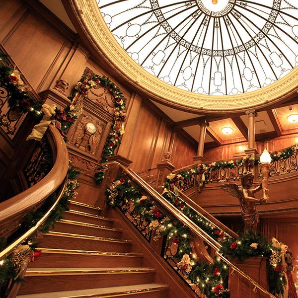 Titanic Christmas & Winter Celebration   Westgate Reservations
