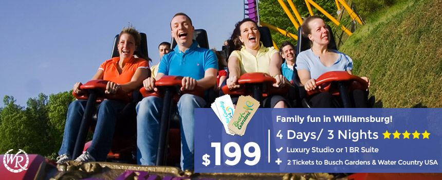 Busch gardens water country colonial williamsburg tickets fasci garden for Busch gardens and water country usa packages