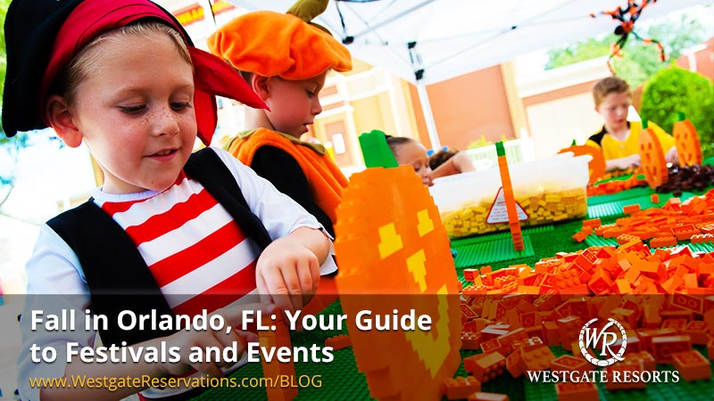 Fall in Orlando, FL: Your Guide to Festivals and Events